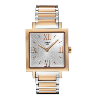 TISSOT HAPPY CHIC Square Ladies