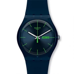SWATCH NEW GENT(SUON700)BLUE REBEL