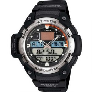 CASIO Multi Task Gear(SGW-400H-1BV)THERMO-ALTI/BARO