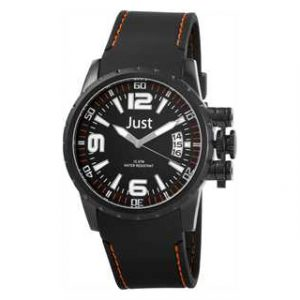 JUST(48-S10827-BK)BLACK STEEL