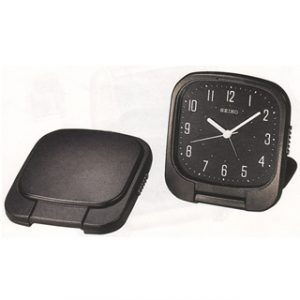 SEIKO(QXT003HT) ALARM CLOCK TRAVEL