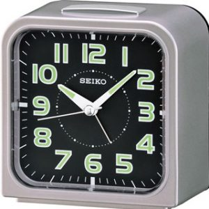 SEIKO(QHK025S)SWEEP SECOND BELL ALARM CLOCK