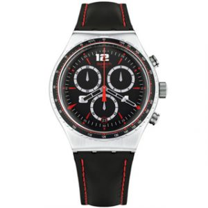 SWATCH NEW IRONY CHRONO(YVS404)PUDONG