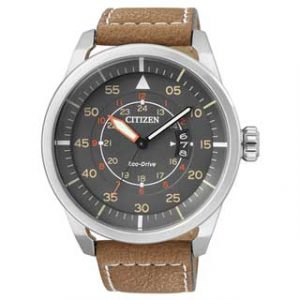 CITIZEN ECO DRIVE(AW1360-12H)LEATHER STRAP