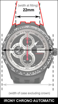Swatch Irony Chrono Automatic
