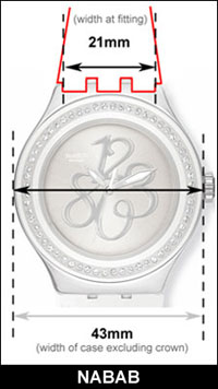 Swatch Nabab