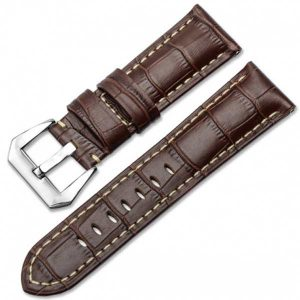 PANERAI-brown-croco