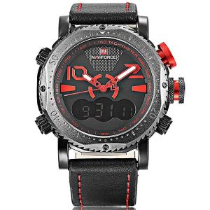 NF9094M-Black-Red/TOPTIME