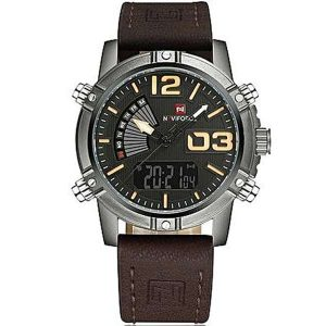 NF9095M-DARK-BROWN/TOPTIME