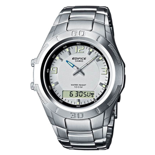 CASIO EDIFICE(EFA-125-7AVE)Ana Digi