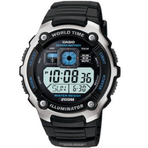CASIO COLLECTION(AE-2000W-1AV)DIGITAL
