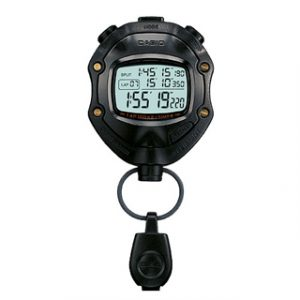CASIO STOPWATCH(HS-80TW)