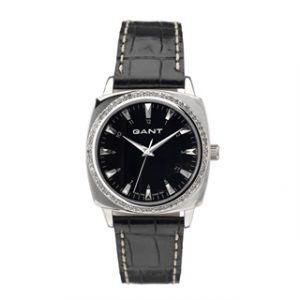 GANT QUEENS(W70001)BLACK-LEATHER