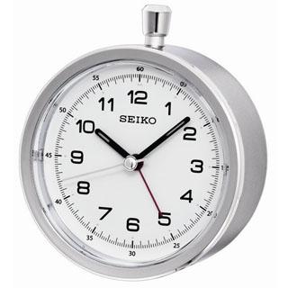 SEIKO(QHE088S)SWEEP SECOND ALARM CLOCK