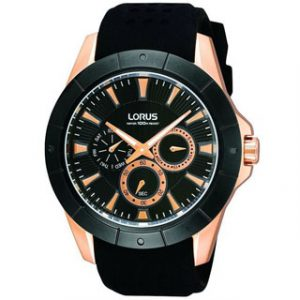 LORUS(RP686AX-9)ROSE GOLD DAY/DATE