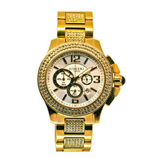 DISSONI(K684)CHRONO GOLD
