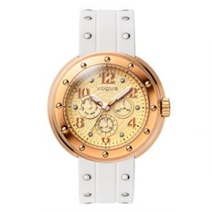 VOGUE FLASH(17004.5)ROSE GOLD/WHITE