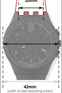 Swatch Chronoplastic