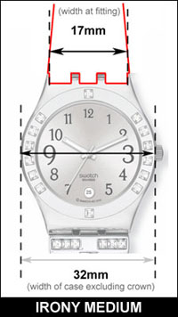 Swatch Irony Medium