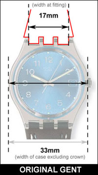 Swatch Originalgent