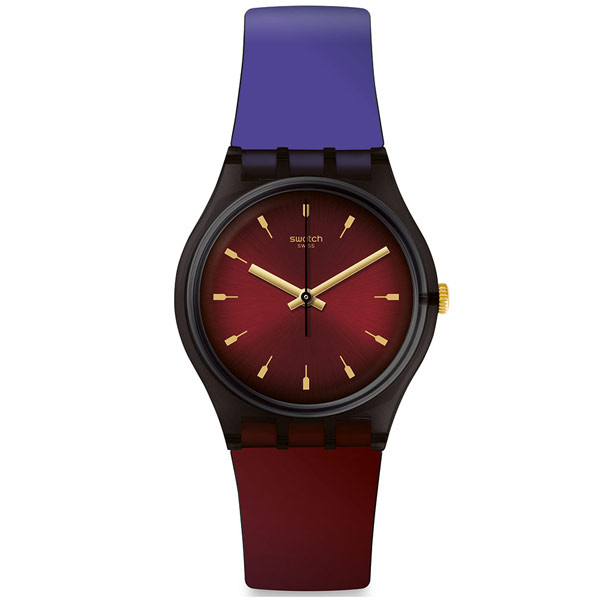 SWATCH ORIGINALS GENT GB308 PUREPURPLE  d173746ffde